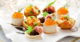 Antipasti Di Natale Grandi Chef.Antipasti Di Natale 5 Ricette Sfiziose Per Le Feste Saporie