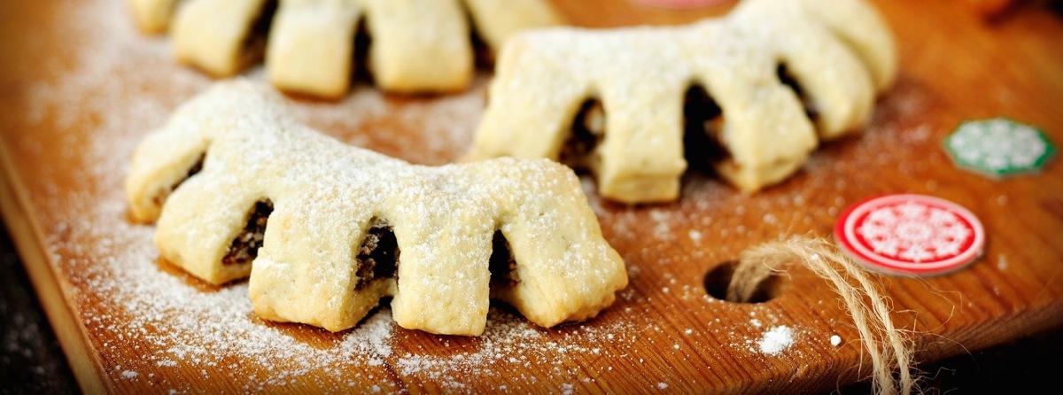 Dolci Siciliani Di Natale.Cuddureddi Biscotti Di Natale Siciliani Saporie